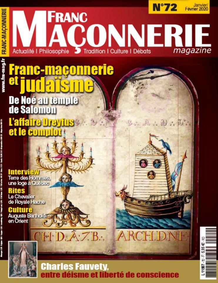 Franc-Maçonnerie | N. 72 | Janvier/Février 2020