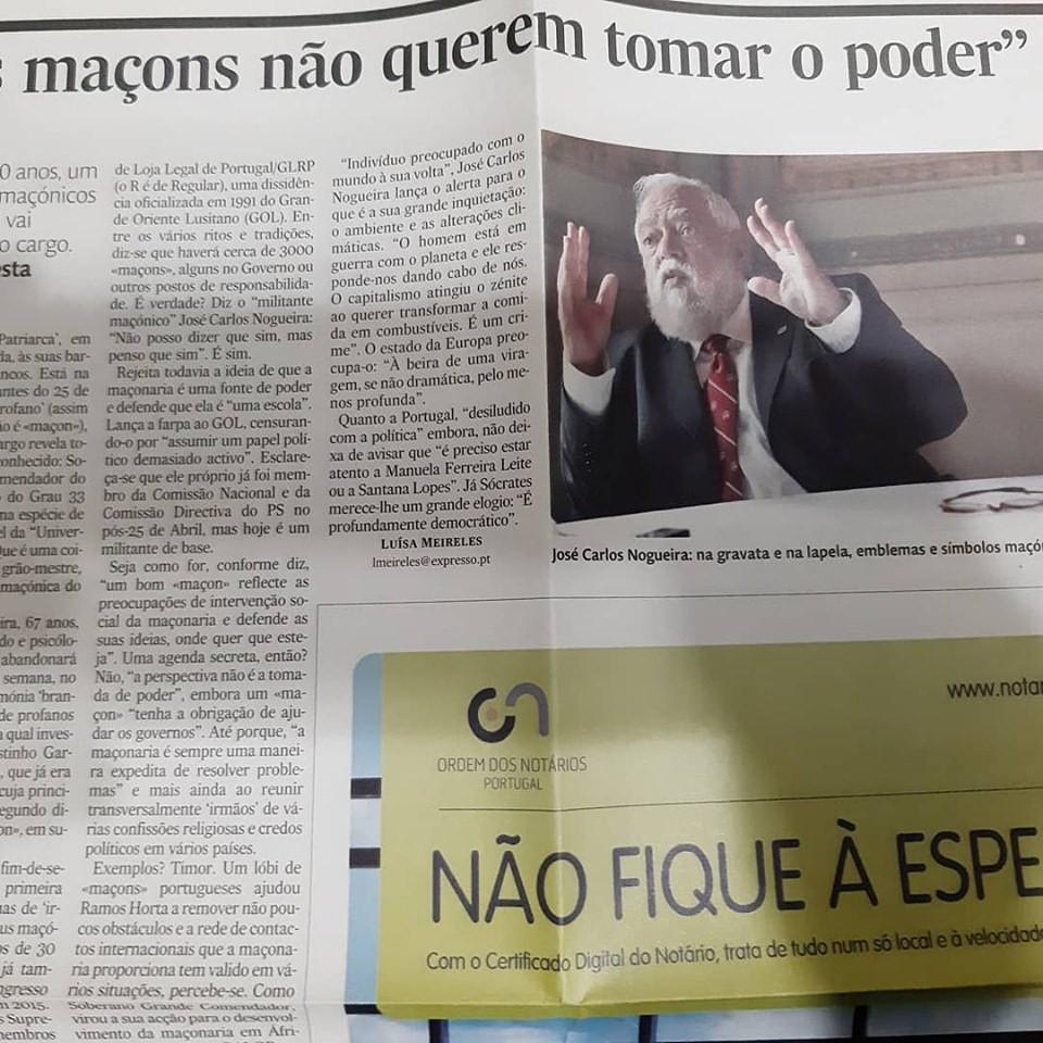 Memórias da Maçonaria em Portugal | Entrevista do M.'. Resp.'. Ir.'. José Carlos Nogueira | GLLP-GLRP | Ex-Soberano G.'. Com.'. do S.'. C.'. da GLLP-GLRP