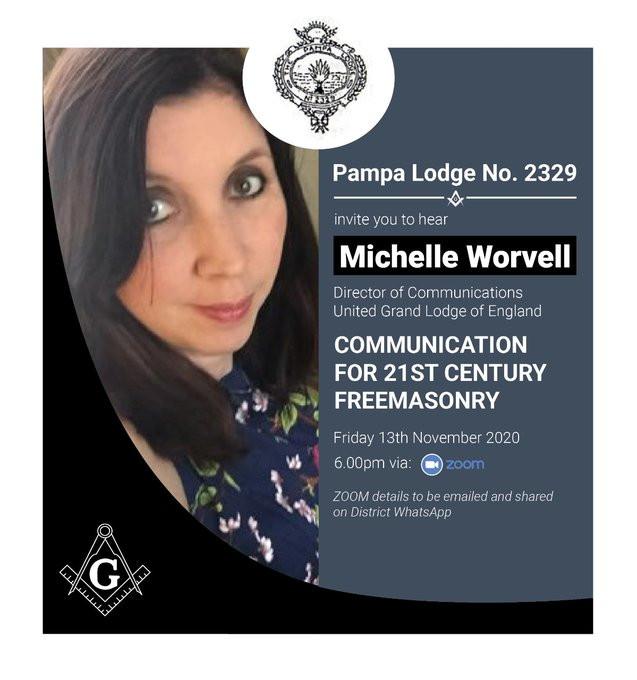 Michelle Wolvel - Communication for 21St Century Fremasonry