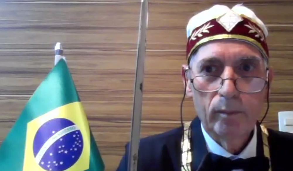 [Soberano Grande Comendador do Supremo Conselho de São Paulo]