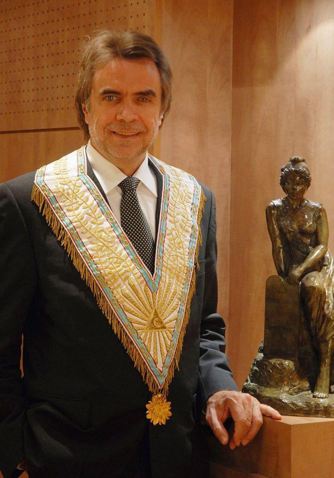Alain Graesel | President of ICUGL