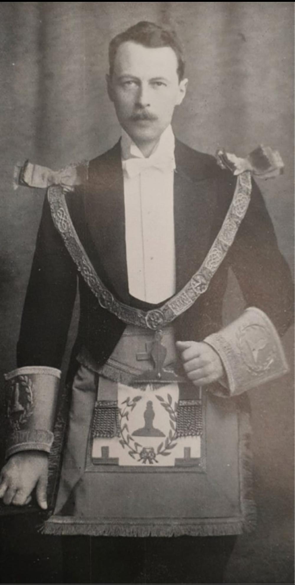 Freemasonry - Edward William Spencer Cavendish