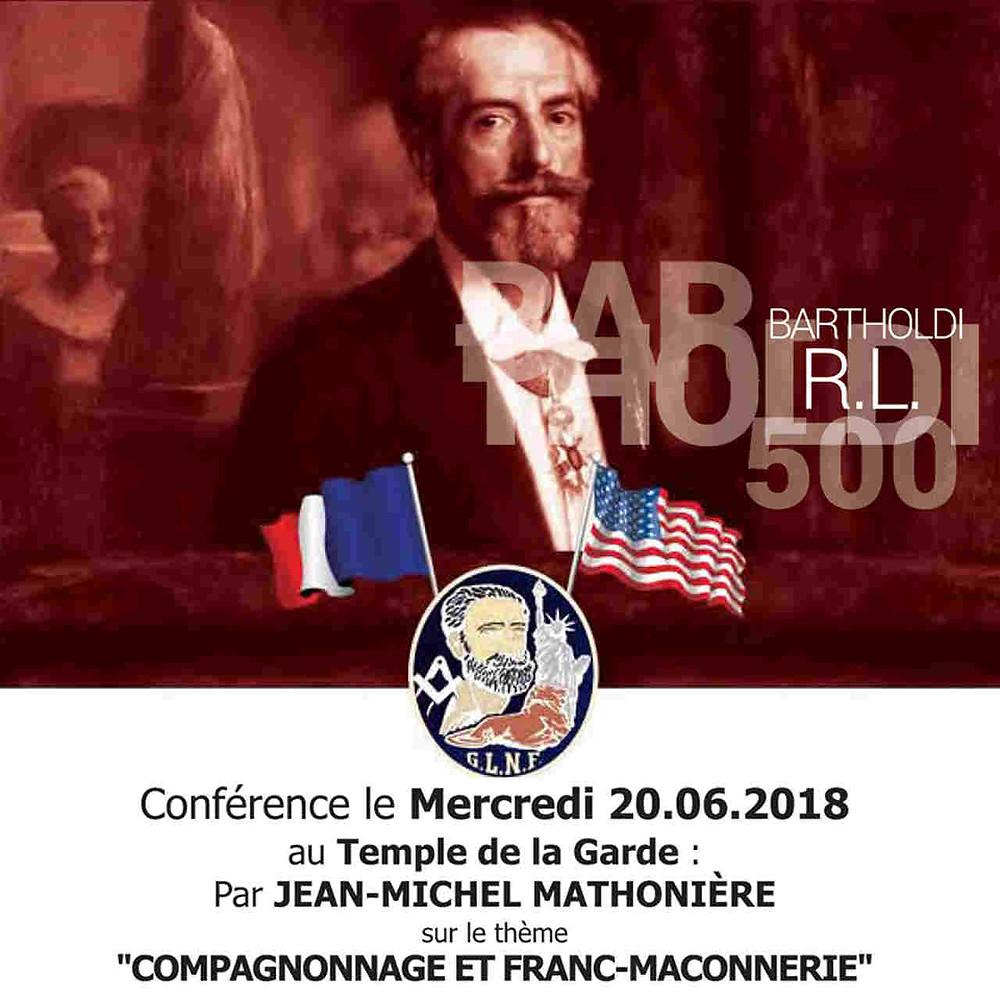«COMPAGNONNAGE ET FRANC-MAÇONNERIE», Jean-Michel Mathonière