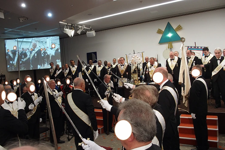 Maçonaria Espiritual Escocesa em Memórias   Supremo Conselho de Portugal   Imagens