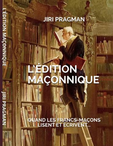 Um grande autor maçónico, um amigo, um irmão fraterno | JIRI PRAGMAN | Que livro acabou de publicar?