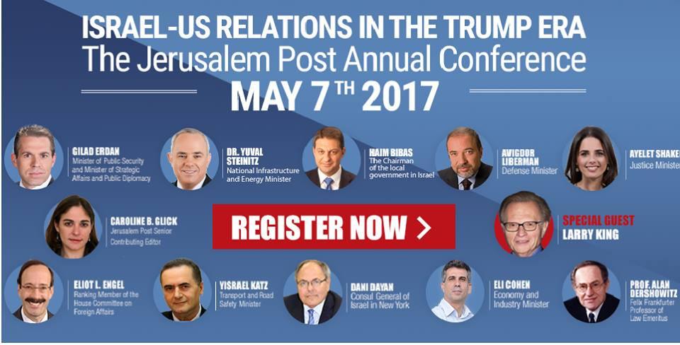 "Judaísmo: - O jornal ""The Jerusalem Post"" anuncia uma conferência"