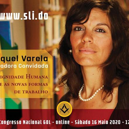 Realiza-se amanhã o 16º Congresso Nacional do GOL - 16 de Maio - 17H, via Internet