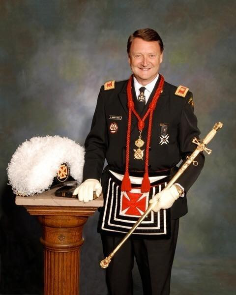 Tim Warco, Past Grand Commander Knights Templar of Pennsylvania