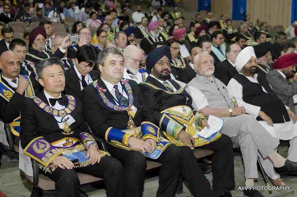 Grand Lodge of Russia - Великая Ложа России