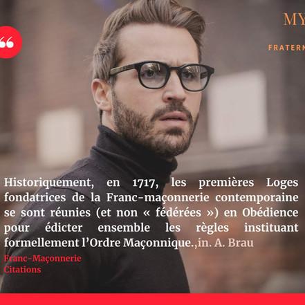 Franc-Maçonnerie - Citations