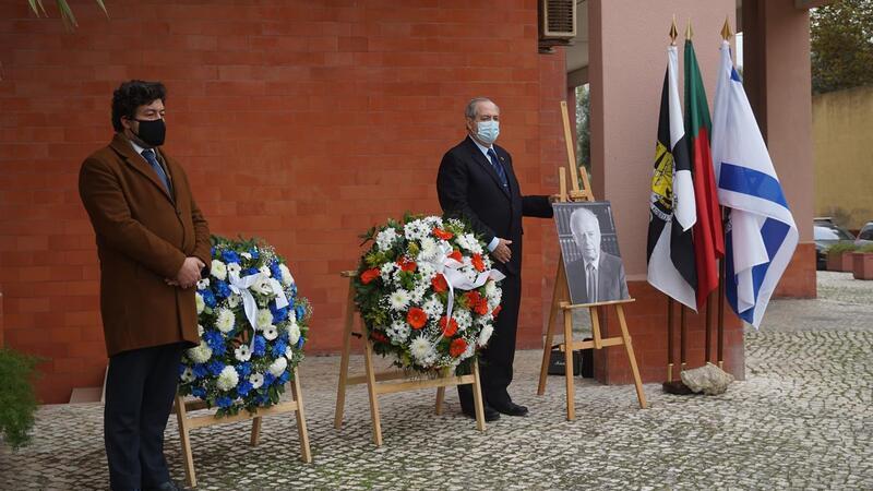 25.º aniversário do assassinato de Yitzhak Rabin | Lisboa