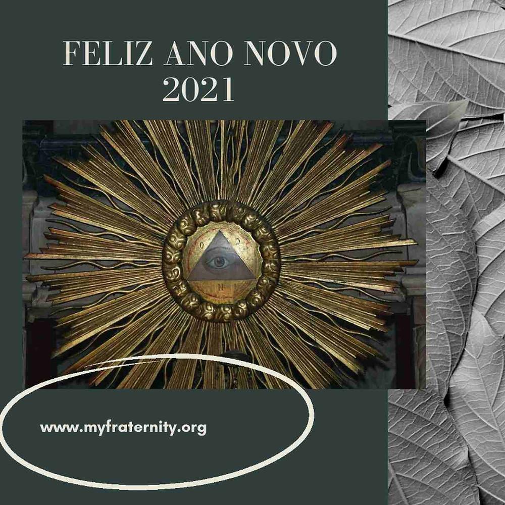 Feliz Ano Novo 2021   MYFRATERNITY.ORG