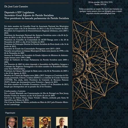 #COVID19 - Agora e depois? | Vídeo-conferência com Dr. José Luís Carneiro, SGA do Primeiro-Ministro