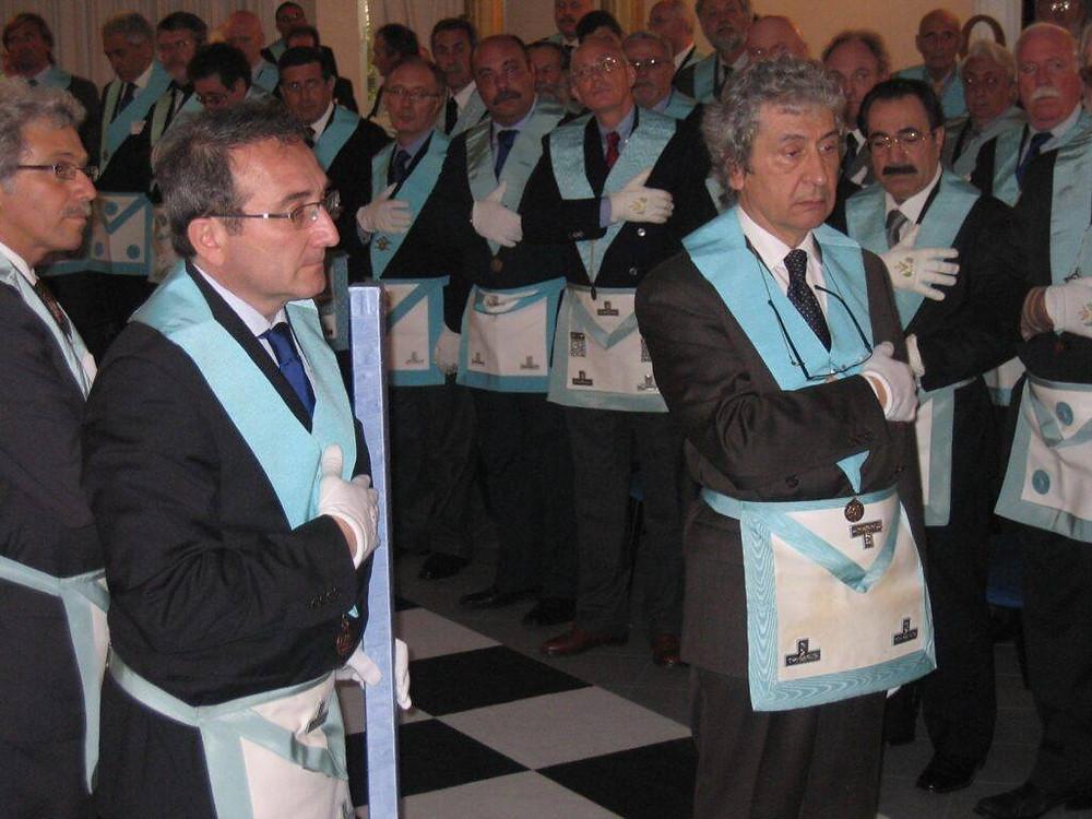 Massoneria - Anche il Fr. Mario Gallorini é partito per l'Oriente Eterno.