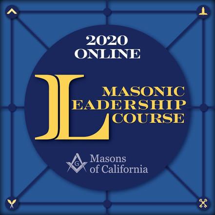 Online Masonic Leadership Course