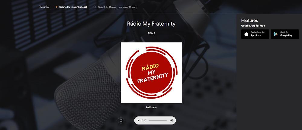 Sociedade - Rádio My Fraternity   27.06.2020    Música dos anos 40 - Playlist