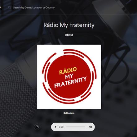Sociedade - Rádio My Fraternity | 27.06.2020 || Música dos anos 40 - Playlist | Hora: 21H30 às 22H00