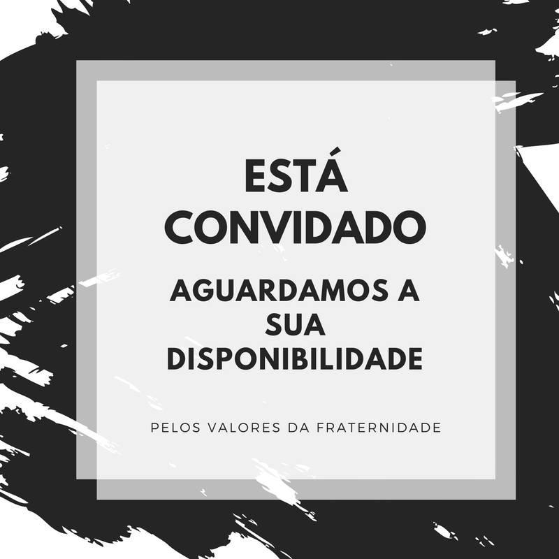MAÇONARIA | MY FRATERNITY | NEWS | ONLINE | Está disponível para um entrevista?