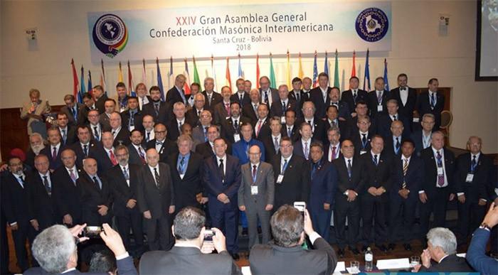 XXIV Gran Asamblea Confederación Masónica Interamericana