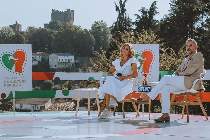 TV - RTP 1 - Bragança, Portugal, cidade eterna |  Grande final das 7 maravilhas da Cultura Popular