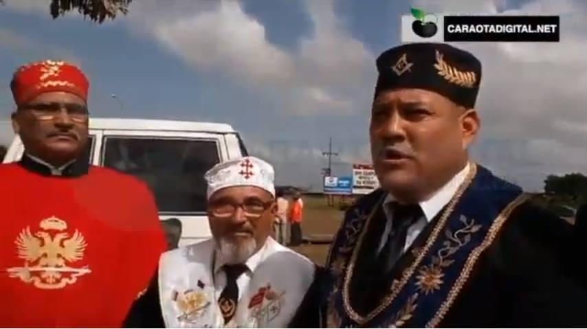 Masones de Guayana denuncian con valentía   Venezuela   (Vídeo)