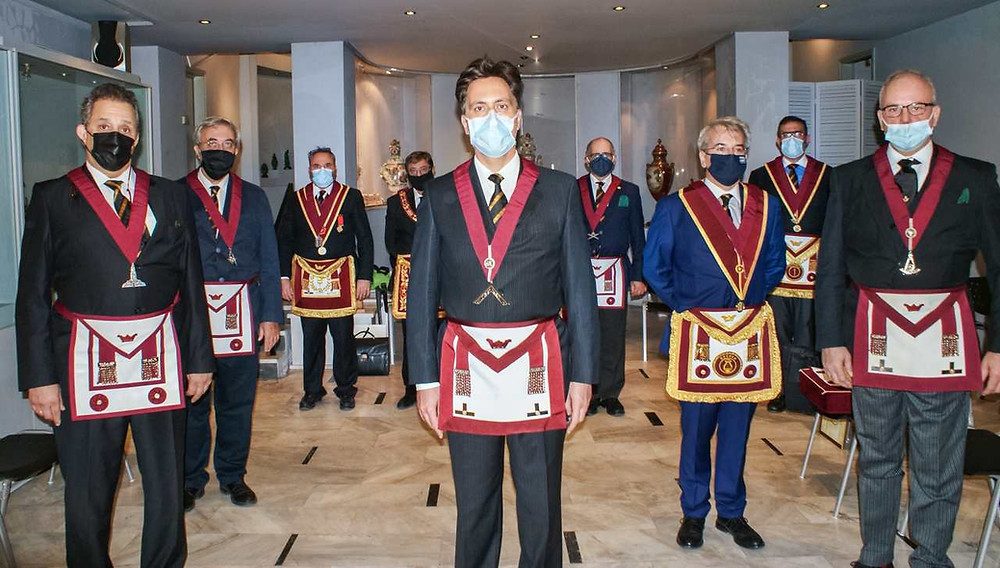 Freemasonry - Encouraging news from The Province of Greece