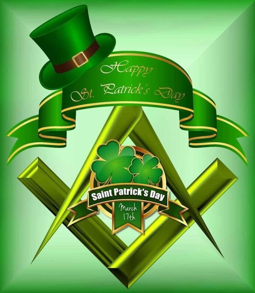 Happy St. Patricks Day   #MyFraternity