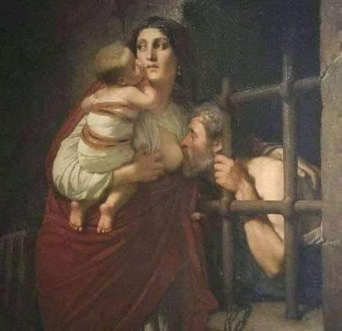 """Hans Sebald Beham""""   Depois de olhar para esta pintura, ...  Leia a  explicação - myfraternity.org"""