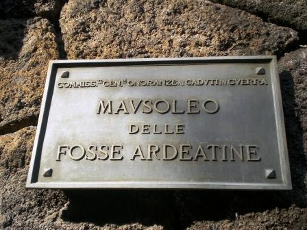 24 marzo 1944. Il Grande Oriente ha reso omaggio ai martiri delle Fosse Ardeatine. Tra loro anche 21 fratelli