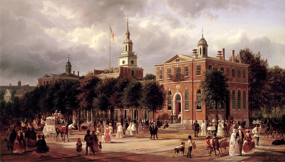 The American Revolution took its toll on the Lodges in Philadelphia during the conflict