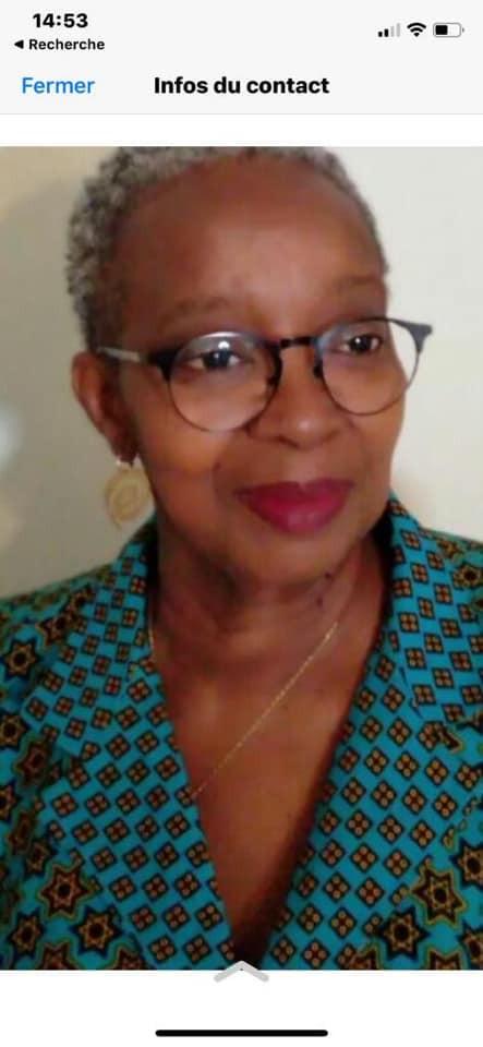 Notre Sœur Hermine Mensah Lokossa victime hier du COVID-19... en Île de France