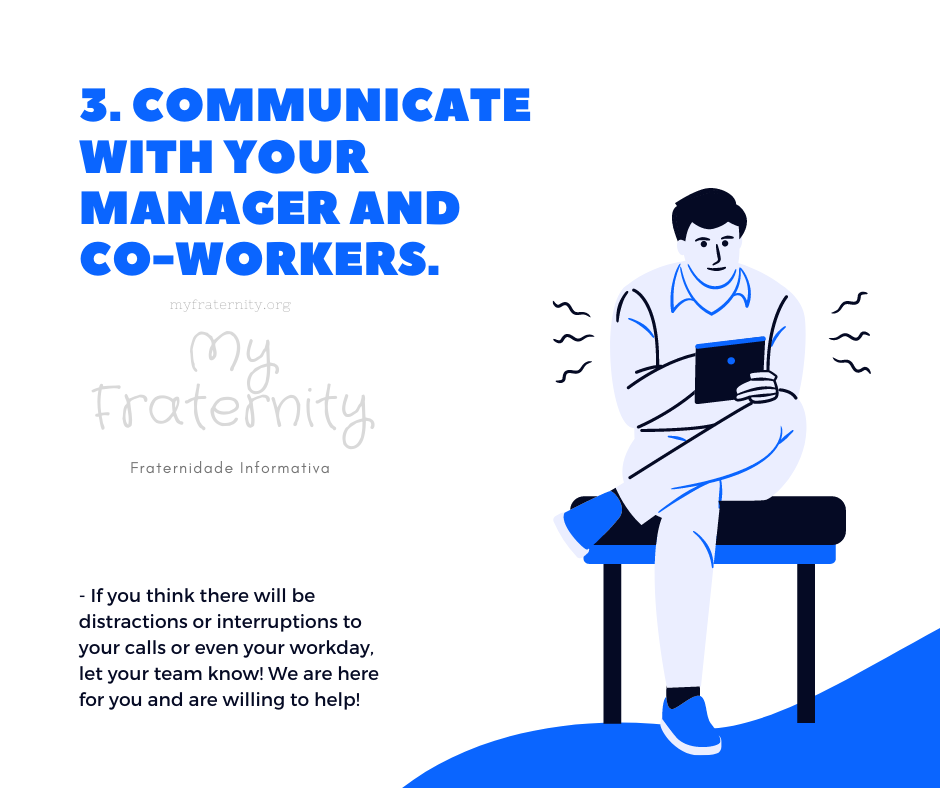 Working From Home - #COVID19 - MYFRATERNITY.ORG - Freemasonry