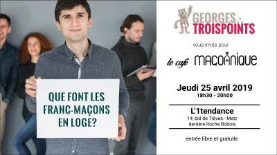 Georges TroisPoints   Que font les franc-Maçons en Loge?