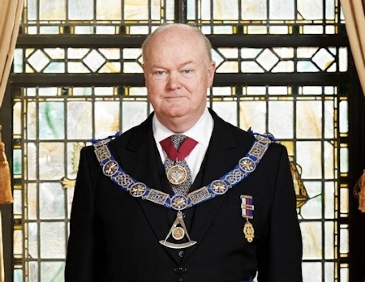 QUARTERLY COMMUNICATION - MW THE PRO GRAND MASTER PETER LOWNDES