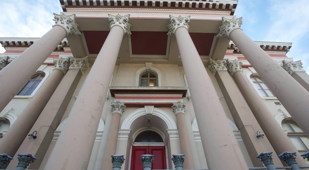 Provincial Grand Lodge of Jersey pretende reconstruir um conjunto de apartamentos