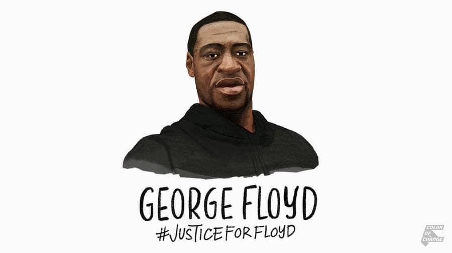 Não podemos ignorar e ficar indiferentes !!!  ||  GEORGE FLOYD #JusticeForFloyd