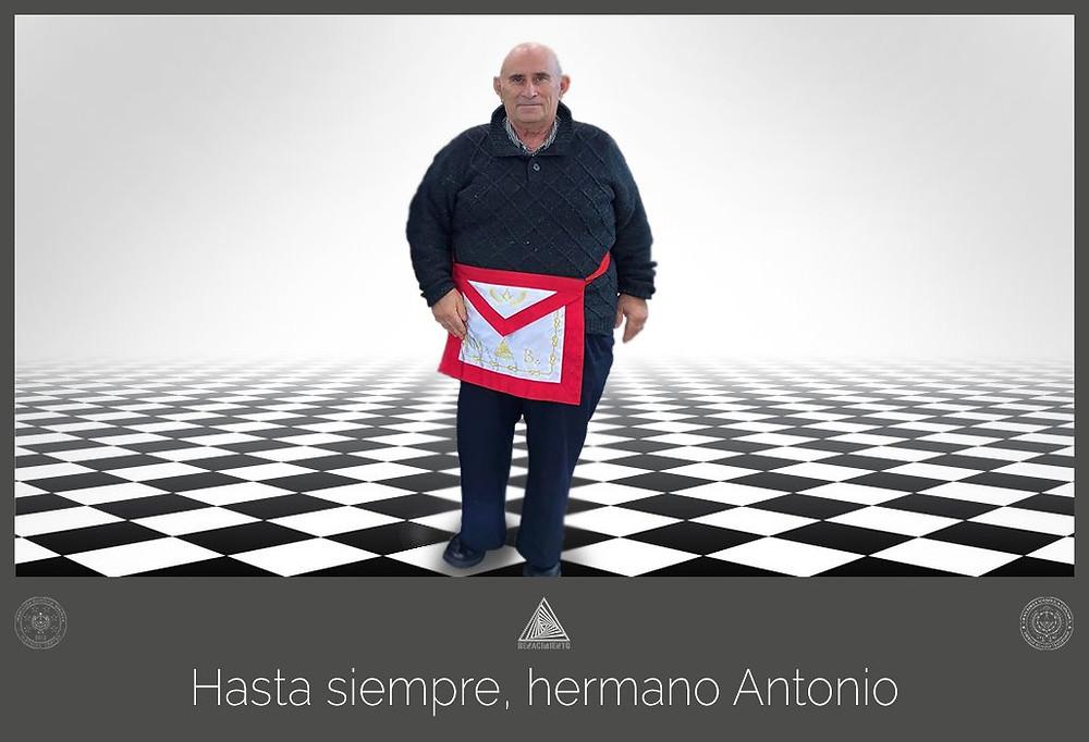 QUERIDO HERMANO ANTONIO - GLSE