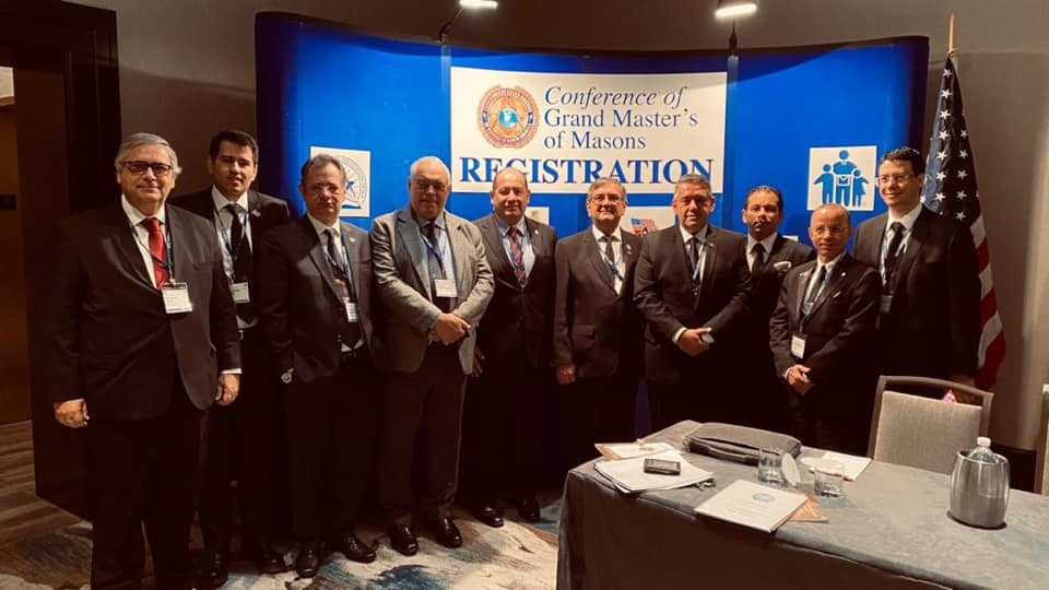 Conferência dos Grão-Mestres da América do Norte, realizada em Louisville, Kentucky, EUA