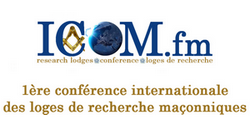 Ocorrerá nos dias 19, 20 e 21 de maio, o maior encontro maçónico. Em França. Chama-se Icom 2017. Aberto ao público em geral.