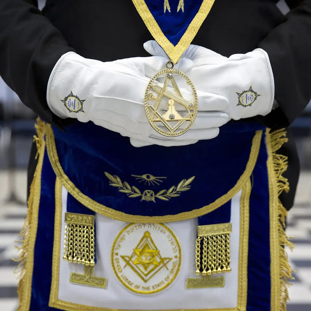 Freemasonry - The Grand Lodge of Israel was constituted on October 20, 1953