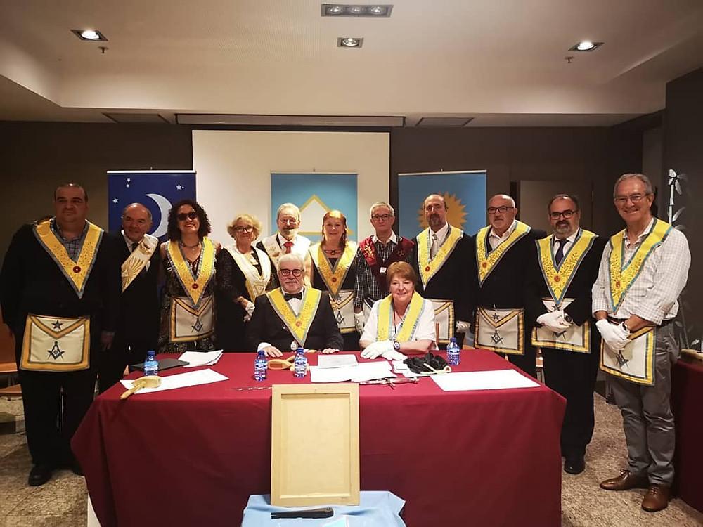 Convento anual de la Federación Española el Derecho Humano   España