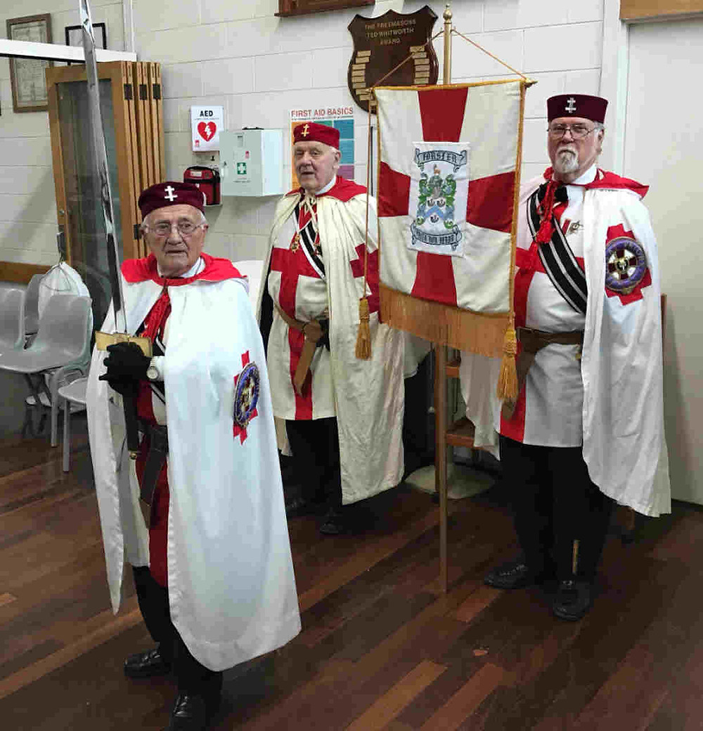 Annual Chapter of Great Priory of South Australia
