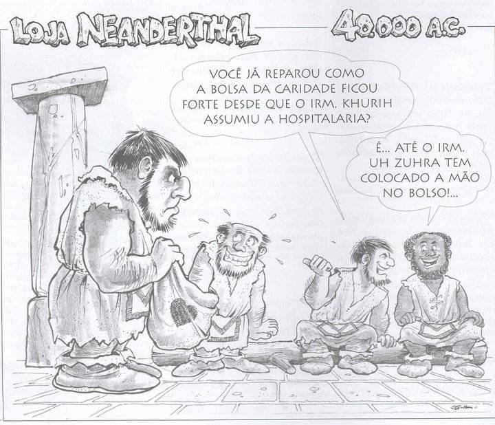 Loja Neanderthal | 40.000 a.C.