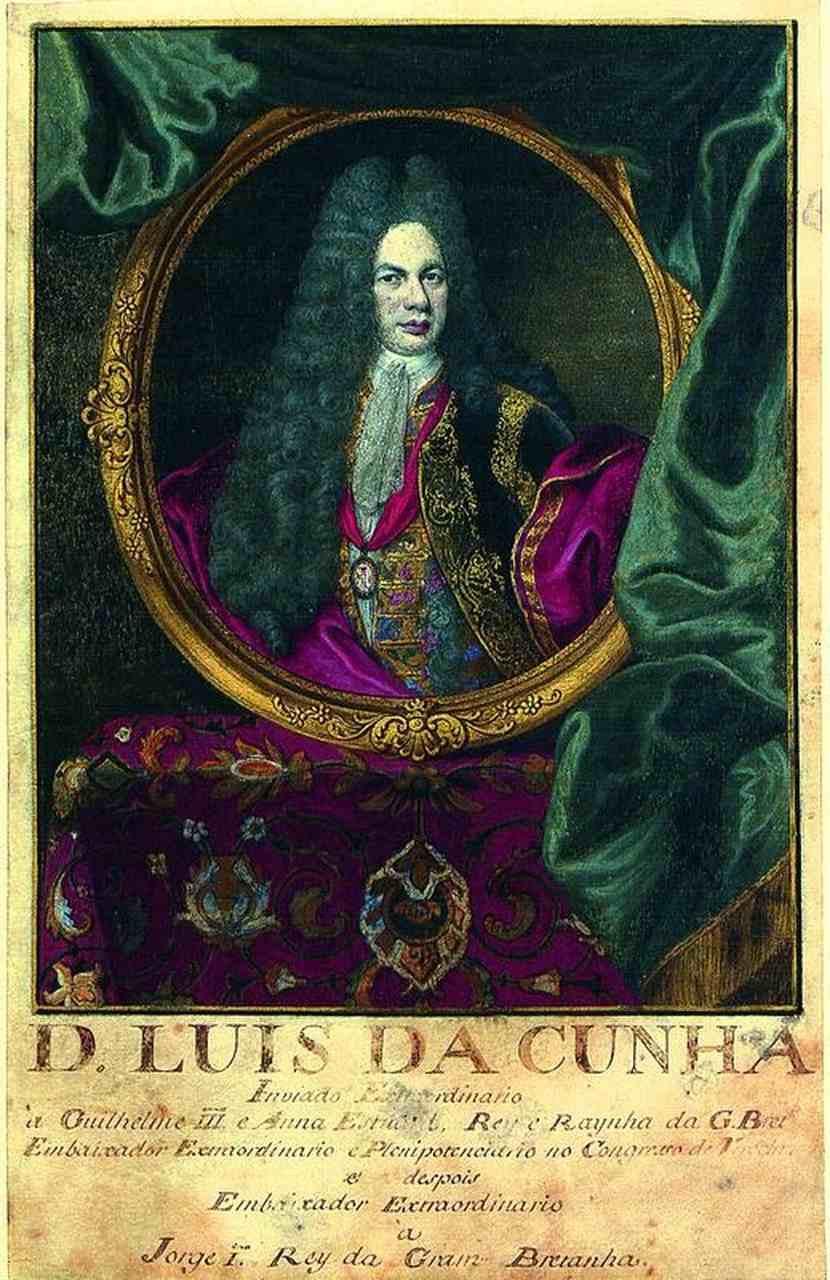 Testamento político sobre o Judaísmo, por D. Luís da Cunha, 1747