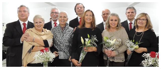 SESSÃO MAGNA PÚBLICA DE EXALTAÇÃO MATRIMONIAL PARA BODAS DE PRATA