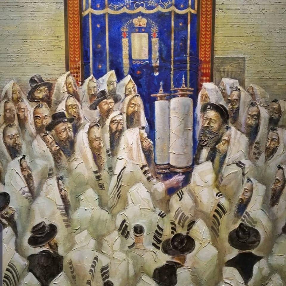 Judaísmo:- Parashá Bereshit