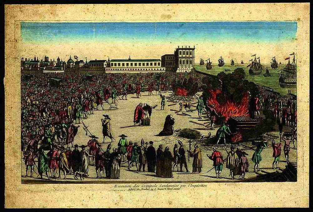 """Hoje é dia da Memória das Vitimas da Inquisição e que merecem mais atenção """"nos manuais escolares"""""""