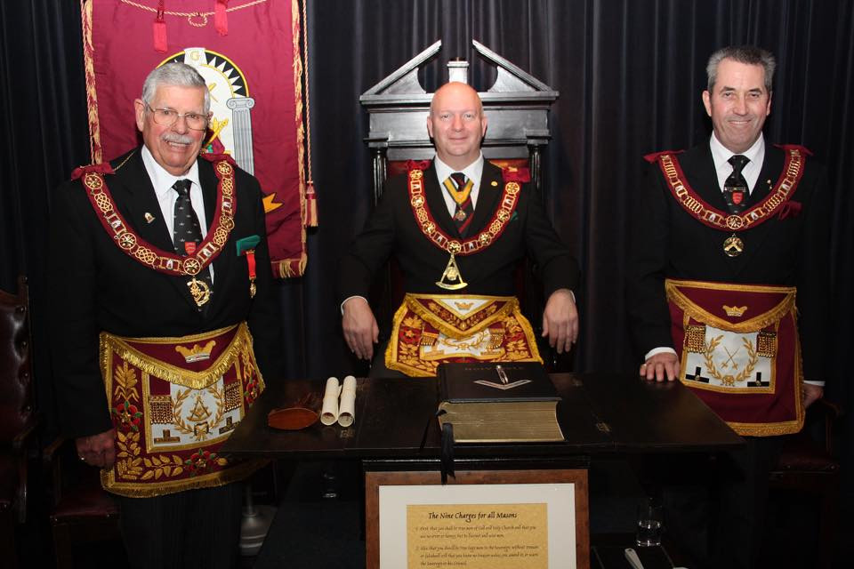 Provincial Grand Court of Essex | The Masonic Order of Athelstan