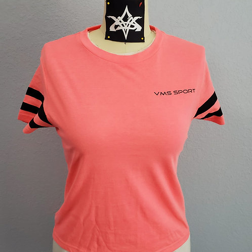 VMS SPORT Pink Shirt
