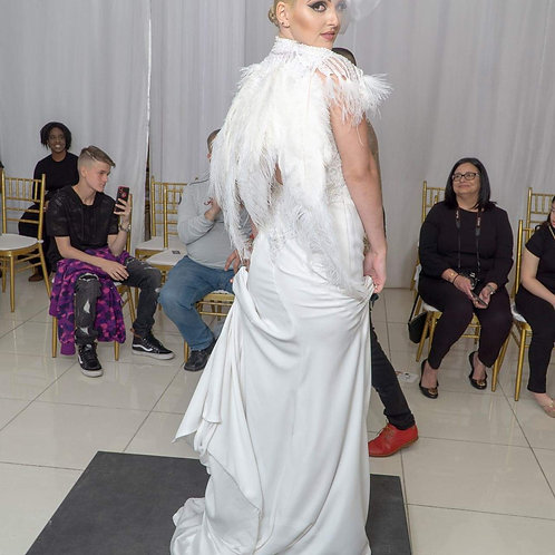 White Angel Wedding Dress